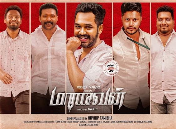 Hiphop Tamizha's Maanavan Music Video trends on to...