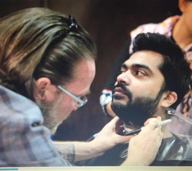 Hollywood Make Up Artist For Str Tamil Movie Music Reviews And News