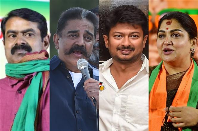 How Tamil film politicians fared in the Assembly Elections 2021