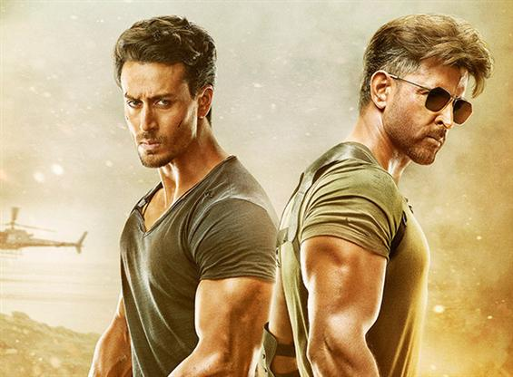 Hrithik Roshan-Tiger Shroff's War crosses Rs. 275-...