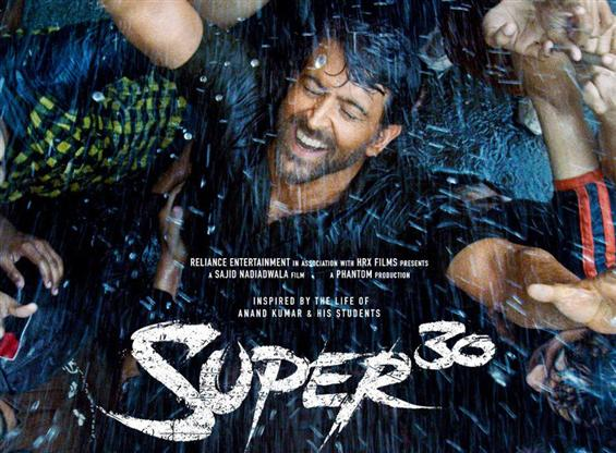 Hrithik Roshan's Super 30 gets a new release date, trailer to drop on Tuesday