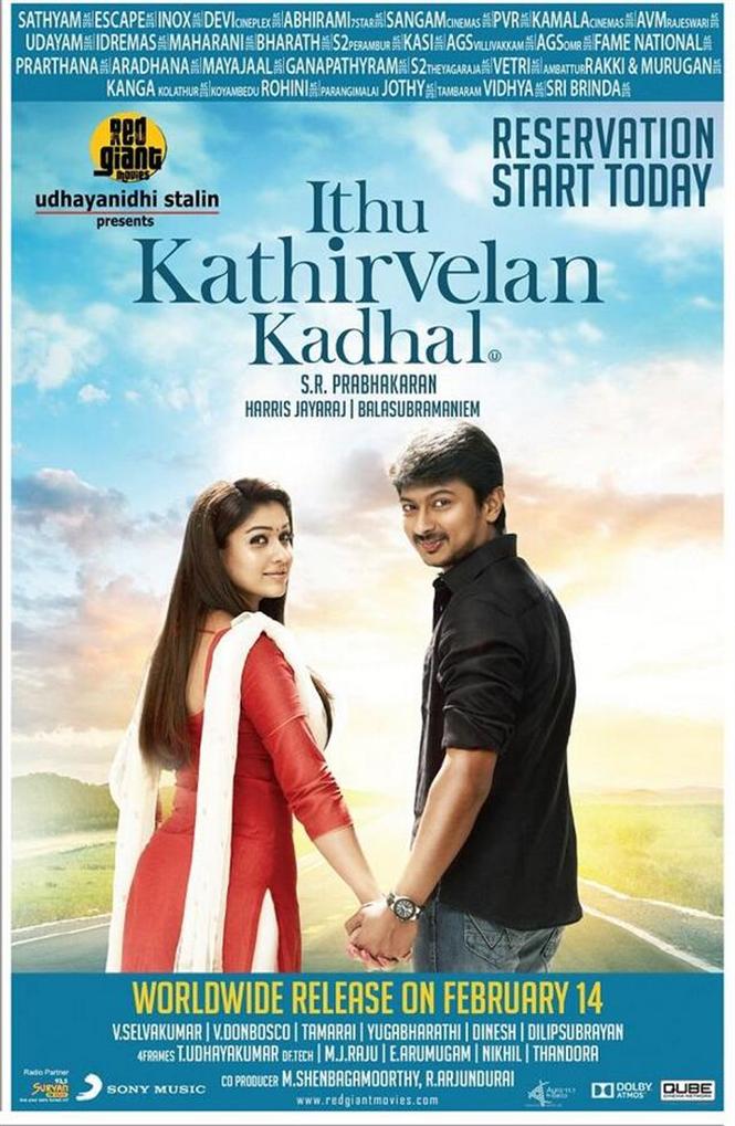 Idhu Kathirvelan Kadhal Plans open today