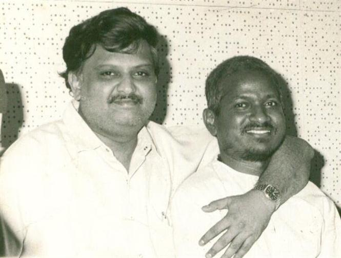 Ilayaraja releases emotional video after SPB's demise!