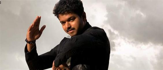 Ilayathalapathy Vijay song gets most popular award