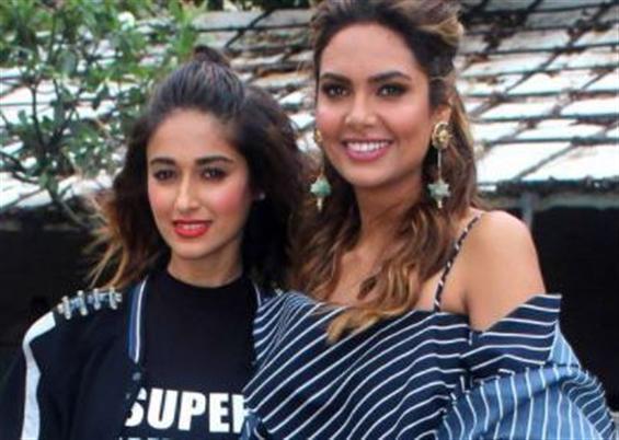 Ileana D'Cruz and Esha Gupta refuse to promote Baadshaho together?