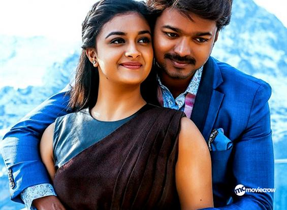 I'm the only one in Thalapathy 62 - asserts Keerth...