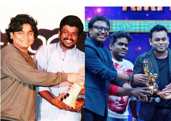 Imman, Parthiban's response to A.R. Rahman's National Award wishes is winning hearts!