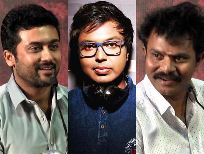 Imman to compose for Suriya-Hari film!?
