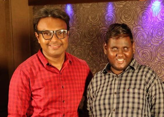 Imman to record Thirumoorthy for Jiiva's Seeru!
