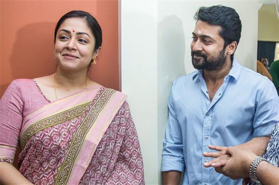 In awe of Jyotika even now, says actor Suriya!