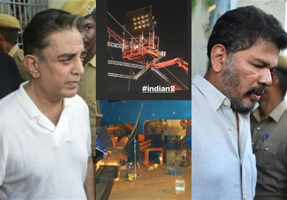 Indian 2 Accident: Crane Operator Arrested!
