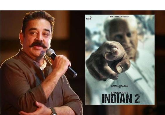Indian 2 Accident: Kamal Haasan Alleges Harassment in the name of Inquiry!