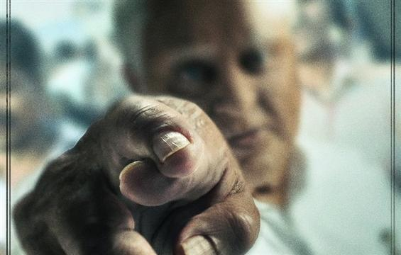 Indian 2 First Look - Kamal Haasan is back as vigi...