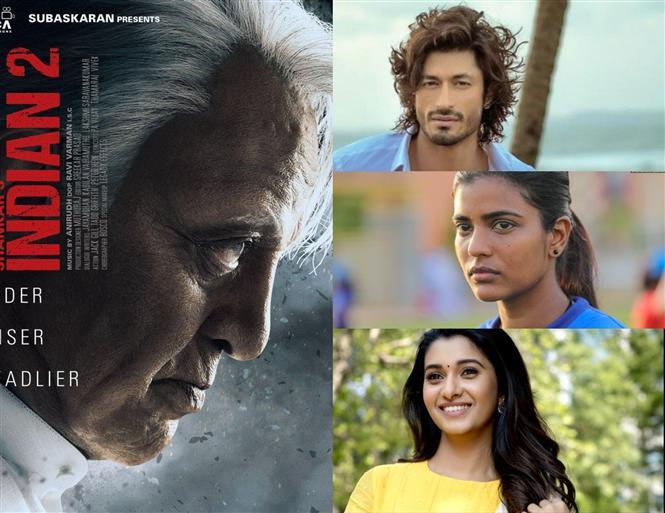 Indian 2 gets Aishwarya Rajesh, Priya Bhavani Shankar & Vijay's Villain!