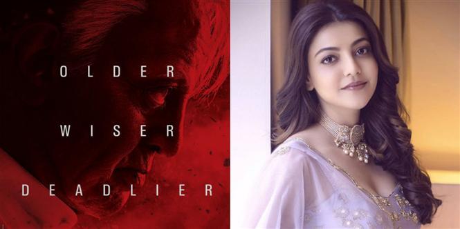 Indian 2: Shankar films pre-Indepenence era portions, Kajal Agarwal joins the sets