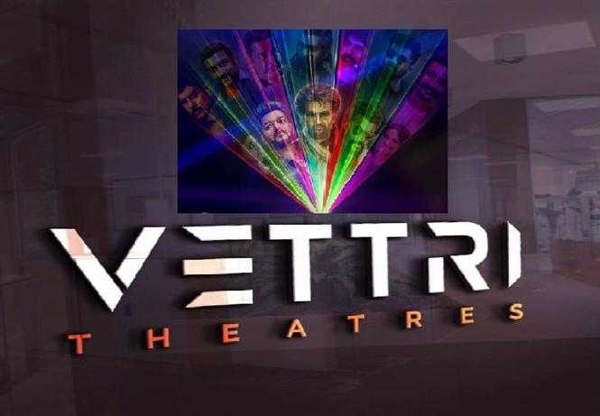 India's First Christie RGB Laser Projector Brings Vettri Theatres Accolades!