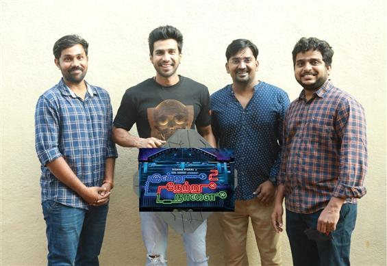 Indru Netru Naalai 2 begins with an official pooja...