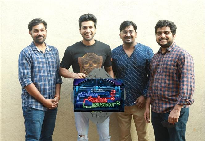 Indru Netru Naalai 2 begins with an official pooja ceremony!