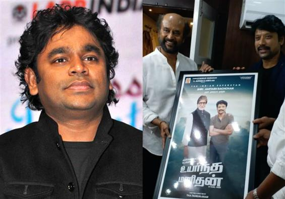 Insiders' Report: A.R. Rahman to compose for Uyarndha Manithan?