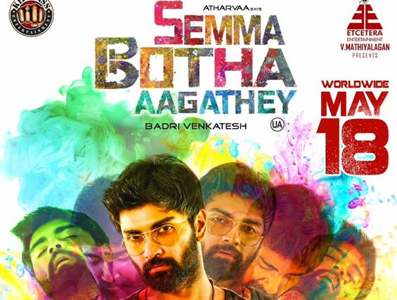 Insider's Report: Is Atharvaa Murali's Sema Botha Aagathey getting postponed?