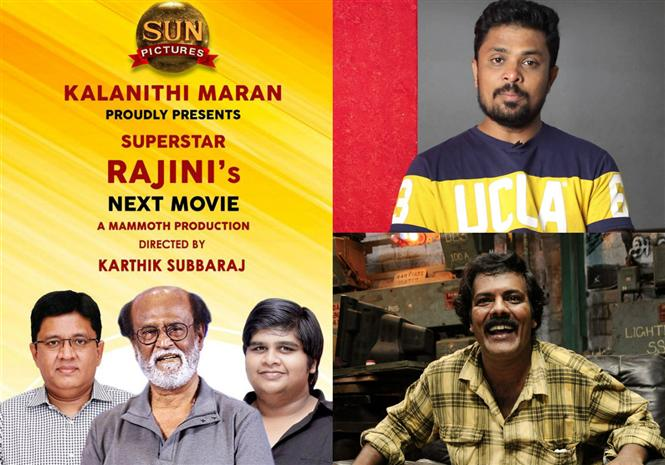 Interesting New Updates on Rajinikanth-Karthik Subbaraj film!