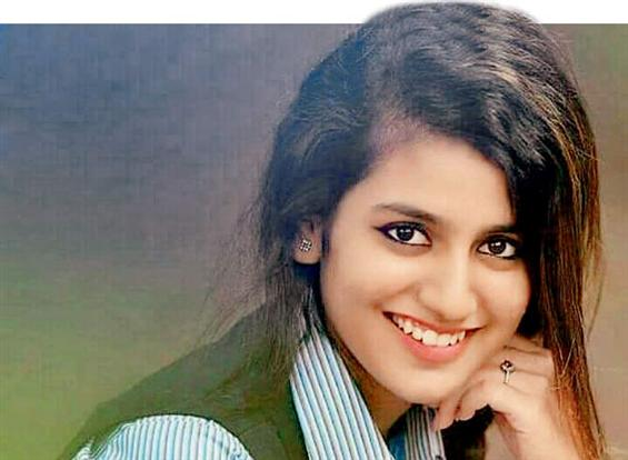 Internet Sensation Priya Varrier relieved and happ...