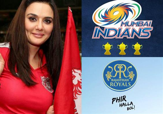 IPL 2018: KXIP's Preity Zinta acknowledges viral video on Mumbai Indians' exit by pulling in Rajasthan Royals!