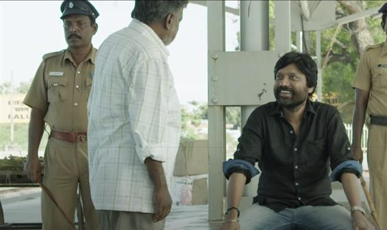 Iraivi team releases Raw Footage of SJ Suryah's Si...