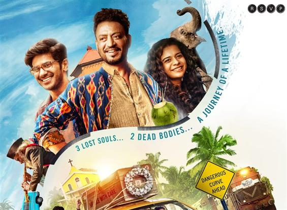Irrfan Khan, Dulquer Salmaan starrer Karwaan Trailer