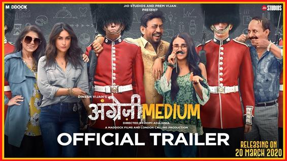 Irrfan Khan's Angrezi Medium Trailer is heartwarmi...