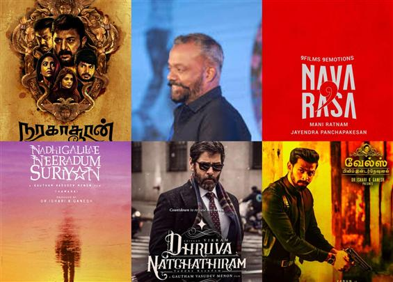 Is 2021 the year of Gautham Menon movies?