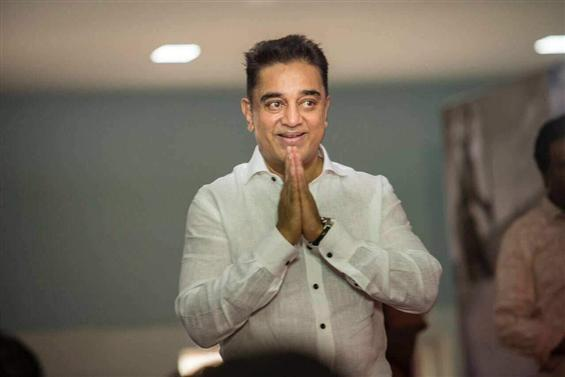 Is the Politician Kamal Haasan being targeted with tax raids?