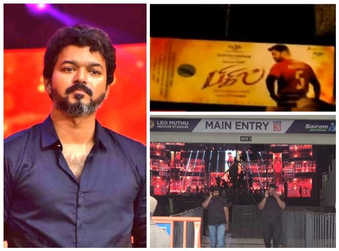 """""""Is this what they meant by Expect the Unexpected?"""" - Vijay Fans lament over Bigil Audio Launch Entry Row!"""