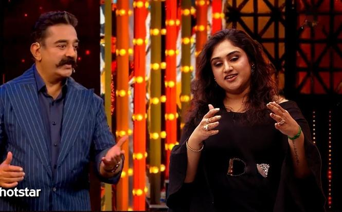 Is Vanitha getting evicted tonight from Bigg Boss House?