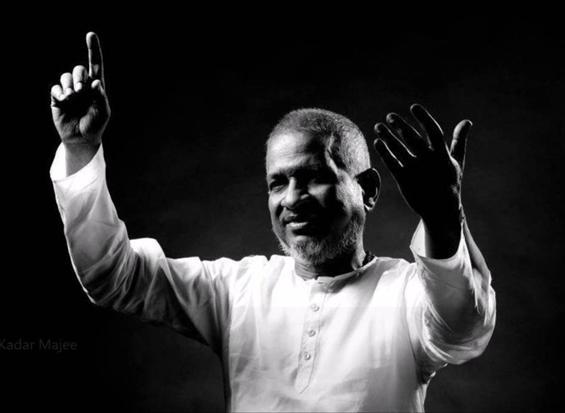 Isaignani Ilayaraja's first ever composition for c...