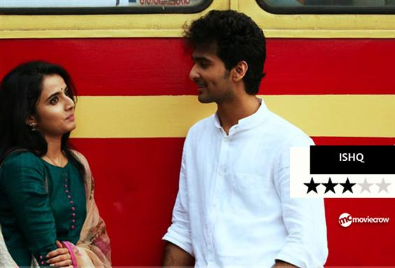 Ishq Review - A Shane Nigam Show All The Way