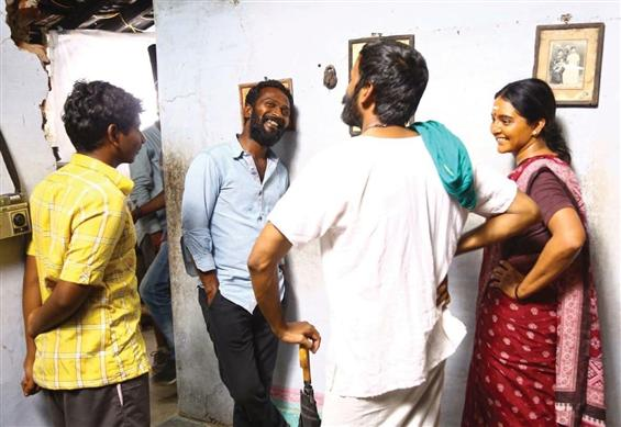 Issues Shown in Asuran are Universal - Vetrimaaran...