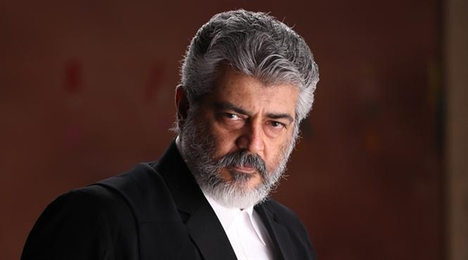 It's a hat-trick for Ajith Kumar at Chennai City Box Office