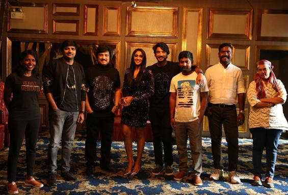 It's a wrap for Karthik - Gautham Karthik starrer ...