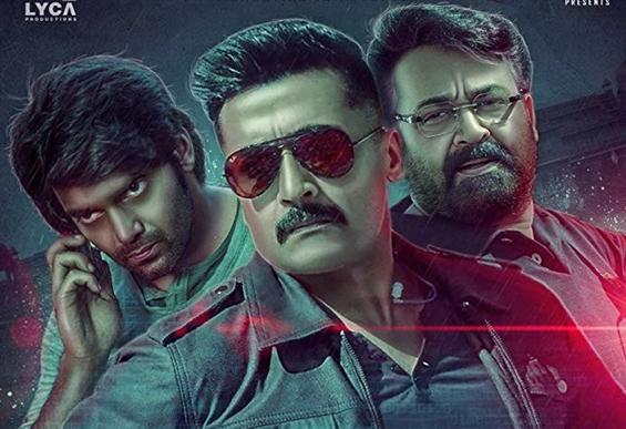 It's official - Kaappaan release confirmed for September 20