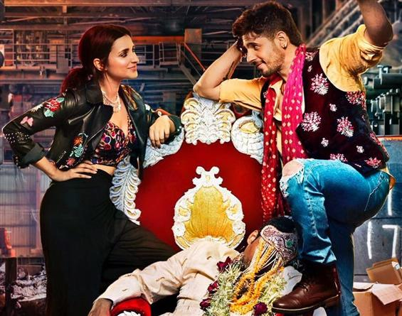 Jabariya Jodi First Look feat. Siddharth Malhotra, Parineeti Chopra