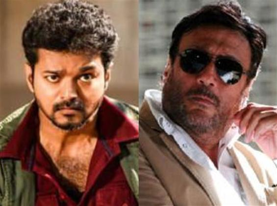 Jackie Shroff on-board for Thalapathy 63!