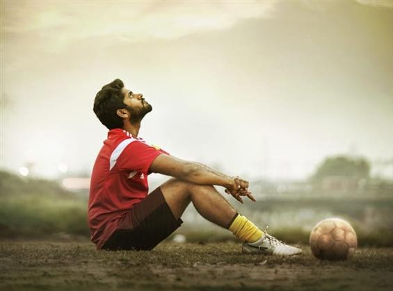 Jada: Kathir in another foot-ball based film!