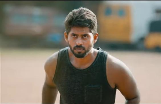 Jada Trailer: Kathir in a unique mix of sports & h...