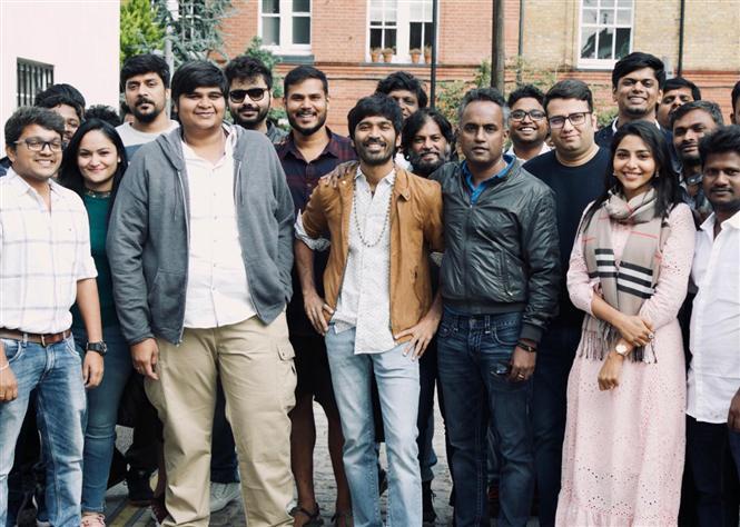 Jagame Thandhiram makers express gratitude before movie's release!