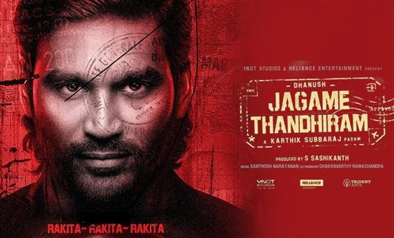 Jagame Thandhiram producer issues statement on film's direct OTT release!