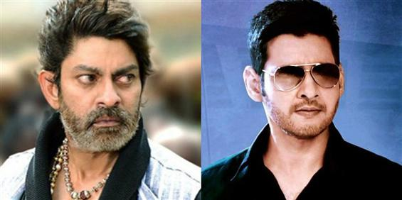 Jagapathi Babu walks out of Mahesh Babu's Sarileru...