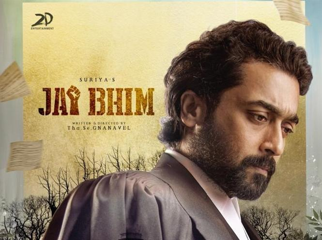 Jai Bhim is the title of Suriya 39! First Look Out!