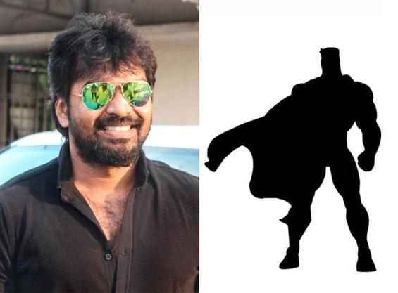 Jai in Tamil Cinema's first super-hero film!