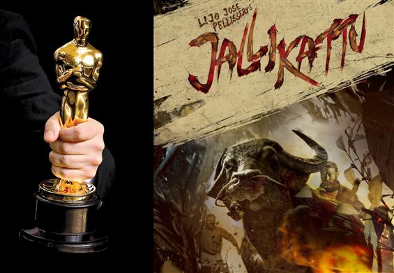 Jallikattu is India's official entry to Oscars 202...